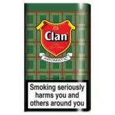 Clan Aromatic Pipe Tobacco (50gr x 5)