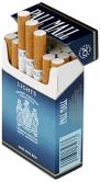 6 cartons Pall Mall Blue